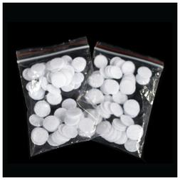 100pcs 11mm Cotton Filters for Diamond Microdermabrasion Der