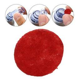 100pcs Red Replacement Filter Sponge Blackhead Acne Cleaner