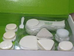 11Pc Susan Lucci Youthful Essence Wave Microdermabrasion Res