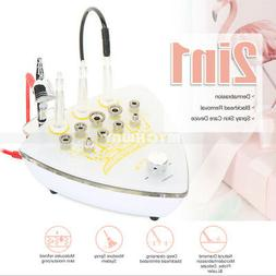 2in1 Diamond Microdermabrasion Dermabrasion Machine Comedo S