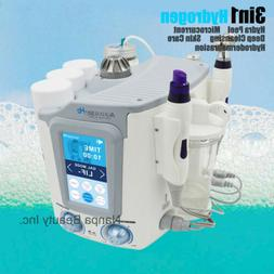 3-1 Hydrogen Hydra Spa Facial Microcurrent Galvanic Skin Fir