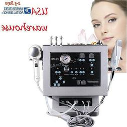 4 in 1 Diamond Microdermabrasion Ultrasound  Professional Be