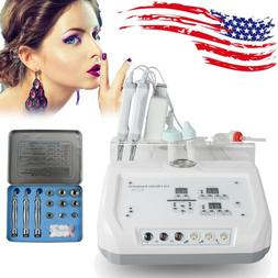 4 in1 Micro Dermabrasion Ultrasound Skin Scrubber Beauty Mac