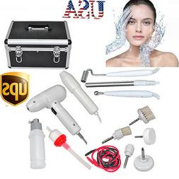 5in1 Galvanic Spray Vacuum HF Cleansing Beauty Facial Skin S