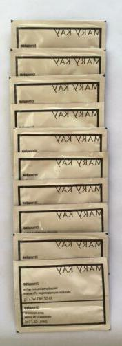 Lot Of 10 Mary Kay TimeWise Microdermabrasion Samples - Free