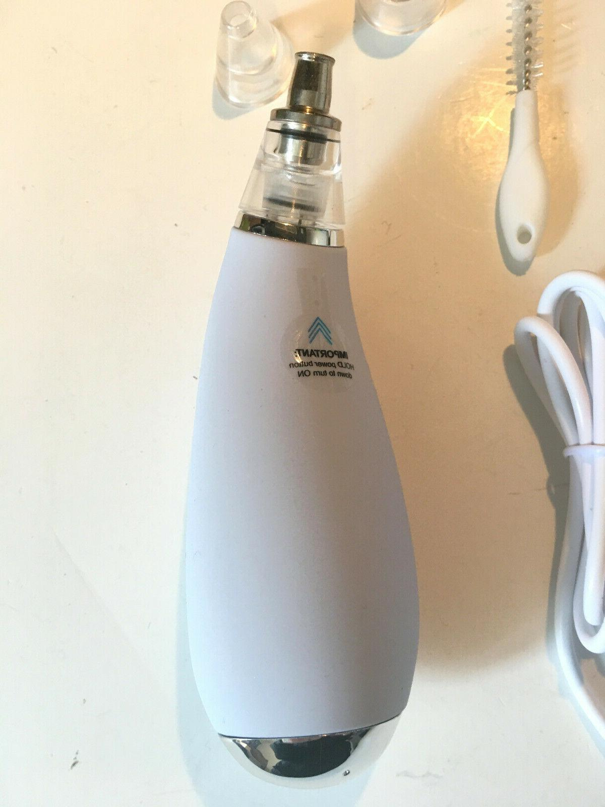 Microderm MINI Diamond Microdermabrasion and Suction OPEN