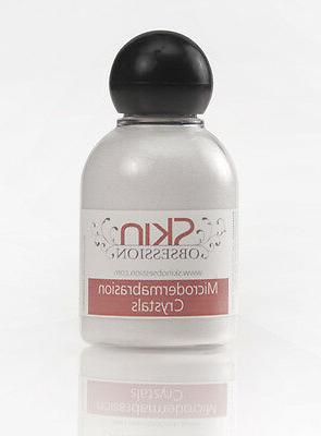 microdermabrasion crystals 2 5 oz exfoliates your