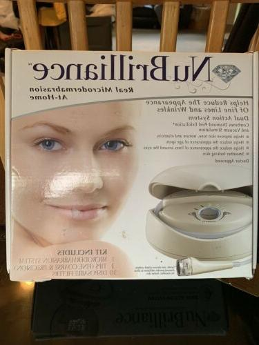 No Real Microdermabrasion At Home Open