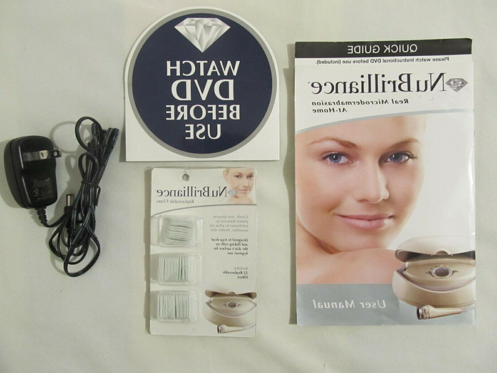 NuBrilliance Real System For Face