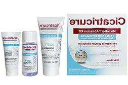 CICATRICURE Micro Dermabrasion System with Exfoliating Gel,
