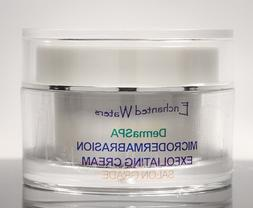 MicroDermabrasion Cream Crystals Scrub Anti Aging Wrinkle Re