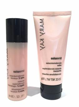 MARY KAY MICRODERMABRASION REFINE, REPLENISH OR PORE MINIMIZ