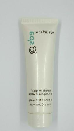 Beauticontrol Spa Micrdoderm Apeel For Face 1oz, New!!!