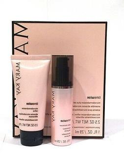 MARY KAY TIMEWISE MICRODERMABRASION PLUS SET~NIB~PORE MINIMI