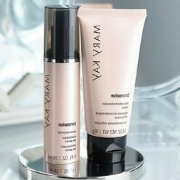 New Mary Kay Timewise Microdermabrasion Plus Set, Refine & P