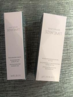 mary kay timewise microdermabrasion set dry to oily skin